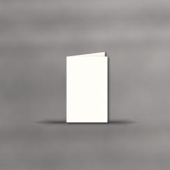 Trauerkarten, hochdoppelt, blanco